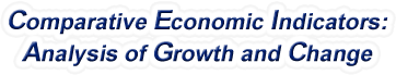 New Jersey - Comparative Economic Indicators: Analysis of Growth and Change, 1969-2017