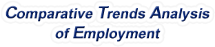 New Jersey - Comparative Trends Analysis of Total Employment, 1969-2016