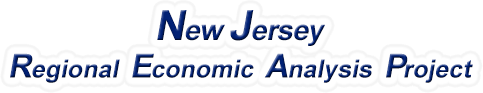 New Jersey Regional Economic Analysis Project